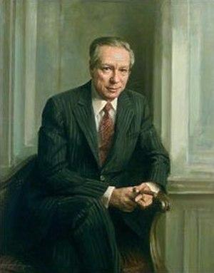 W. Michael Blumenthal - Image: Portrait of W. Michael Blumenthal