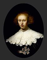 Portrait of a Young Woman by Rembrandt, 1633.jpg