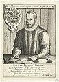 Portret van Justus Lipsius op 43-jarige leeftijd, RP-P-OB-50.163.jpg