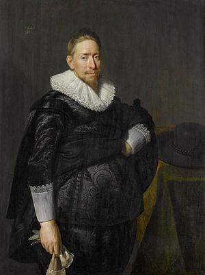 Portret van een man, vermoedelijk uit het geslacht Pauw Rijksmuseum SK-C-1440