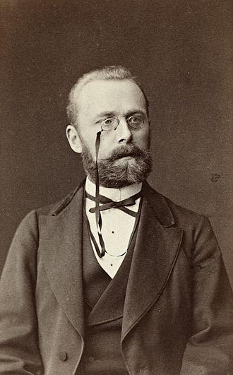 Viggo Ullmann - Portrait of Viggo Ullmann