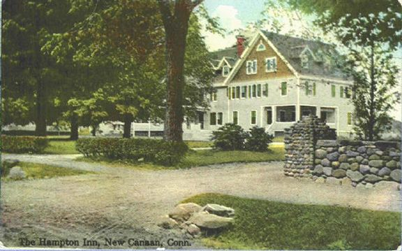 Hampton Inn, ca. 1909