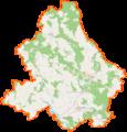 Powiat łobeski location map.png