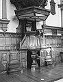 Preekstoel in Remonstrantse kerk, Bestanddeelnr 907-0665.jpg