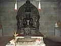 Primary idol of Parshwanath, Mel Sithamur Jain Math, Tamil Nadu.JPG