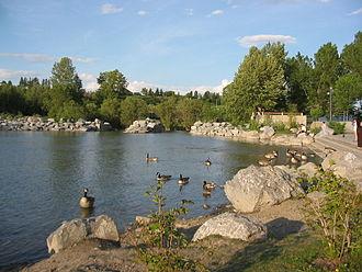 Prince's Island Park (Calgary) - Prince's Island Park
