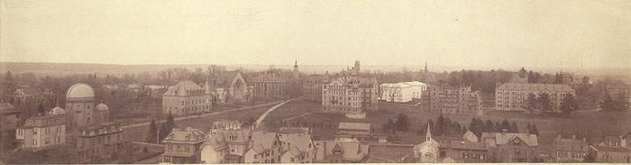 history of princeton university wikipedia