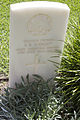 Private S K Knight gravestone in the Wagga Wagga War Cemetery.jpg