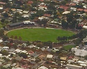 Prospect Oval - Image: Prospect Oval