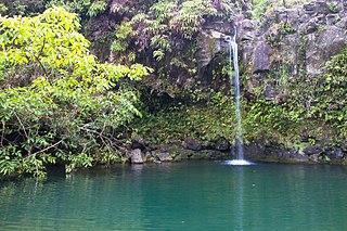 Protected area of Maui County, Hawaii, United States