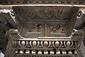 Pulpito del duomo di pietrasanta, raccordo di andrea baratta (xvii sec), zodiaco e arti liberali 03.JPG