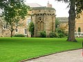 Pump house Durham Cathedral - geograph.org.uk - 256516.jpg