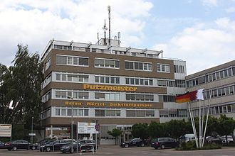 Sany - The headquarters of Sany subsidiary Putzmeister, in Aichtal, Germany