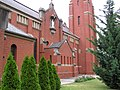 Pyke street side of the Bairnsdale Church - panoramio.jpg