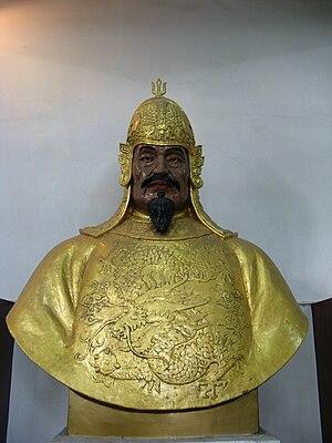 Qi Jiguang - Statue of Qi Jiguang in Fuzhou