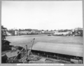 Queensland State Archives 3606 General view of progress between north and south anchor piers Brisbane 23 November 1937.png