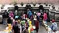 Queuing at Manga Hiti, Patan 8460324724.jpg