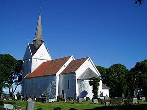 Råde -  Råde Church