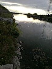 Río Júcar puesta de sol.jpg
