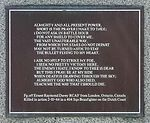 RAF North Coates Strike Wing War Memorial (NW plaque) - Cleethorpes.jpg
