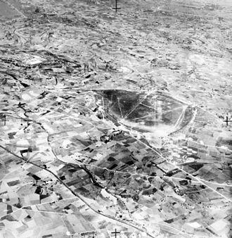 Ta' Qali - RAF Ta Kali in 1941.