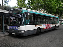 RATP Group Standard S Renault Agora In Paris July 2010