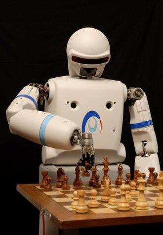 REEM - Image: REEM A humanoid robot