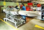 RIM-66 (SM-2) being assembled