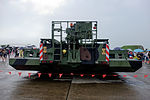 ROCA M3 Amphibious Rig Display at Hsinchu Air Force Base Rear View 20151121.jpg