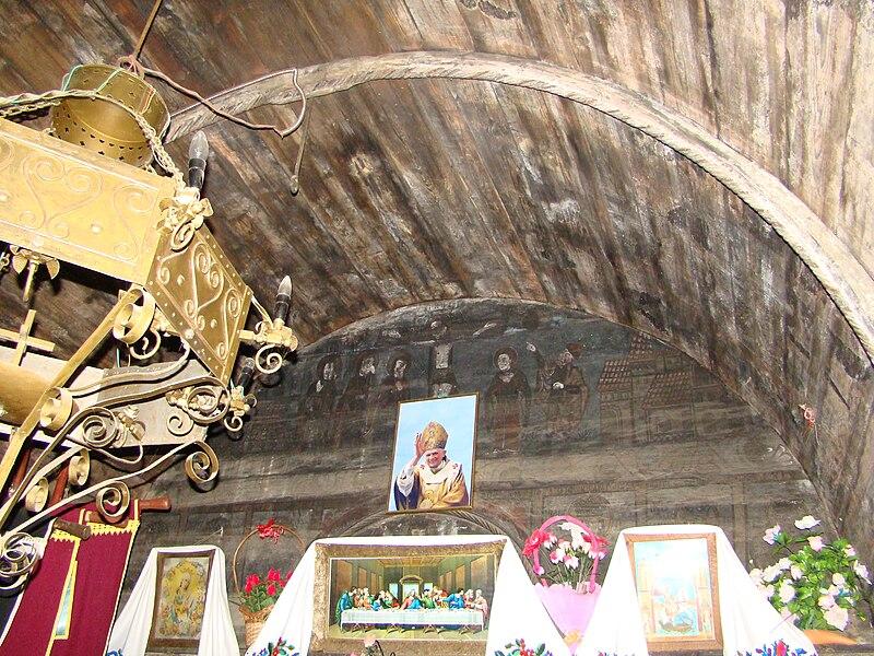 Fișier:RO MM Lapus wooden church 2.jpg