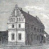 Raadhuset i Ribe