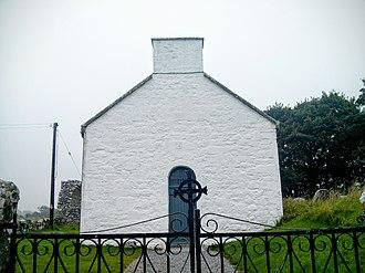 Rahan, County Offaly - Image: Rahan Old Church 1