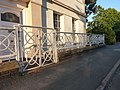 Railings and gates, Audley Villa.jpg