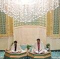 Ramadan 1439 AH, Qur'an reading at Imam Hasan Mosque, Kish - 30 May 2018 14.jpg