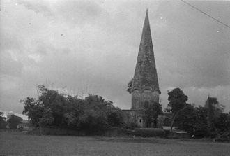 Ramna Kali Mandir - The temple in 1967