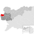 Ramsau am Dachstein im Bezirk Liezen.png