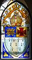 Raphoe Cathedral Church of St. Eunan Choir Window W11 Mounted Glass 2016 09 02.jpg