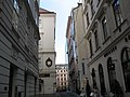 Rauhenstein Lane at Blumenstock Lane, Vienna, Austria.jpg