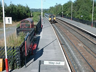 Ravensthorpe railway station