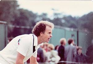 Raymond Moore (tennis) - Raymond More (1985)