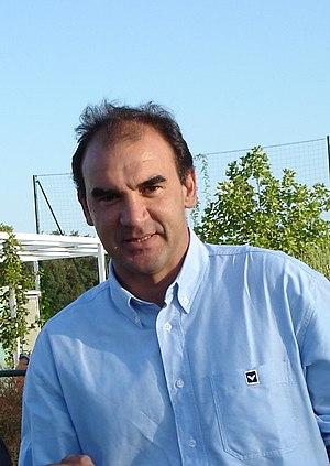 Ricardo Gomes - Gomes in 2005