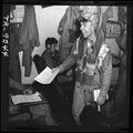 Ready room aboard the USS Lexington (CV-16) - NARA - 520908.tif