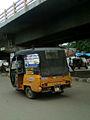 Rear view of an Auto rickshaw at Kakinada.jpg