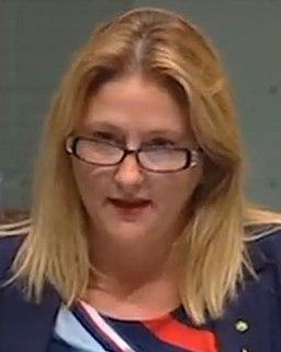 Rebekha Sharkie Australian politician