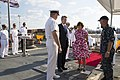 Reception with Ambassador Pyatt Aboard USS ROSS, July 24, 2016 (28550850396).jpg