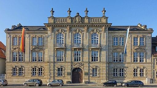 Präsidialbau der Regierung von Oberfranken in Bayreuth (Bayreuth Rundgang)