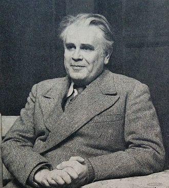 Reginald Horace Blyth - Blyth in 1953.