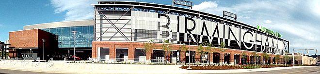 Regions Field est le domicile de l'équipe de baseball des Birmingham Barons