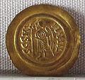 Regno longobardo, emissione aurea di ariperto II, zecca di pavia, 701-712, 02.JPG