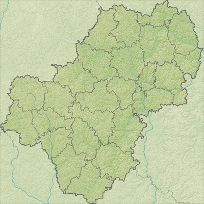 Location map Russia Kaluga Oblast